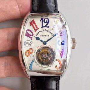 一比一复刻法兰穆顶级俱乐部8880系列陀飞轮腕表 男士机械表价格_多少钱_报价-实名表业高仿手表商城