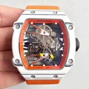 KV厂精仿里查德米勒男士系列RM27-02 腕表价格_多少钱_报价-实名表业高仿手表商城