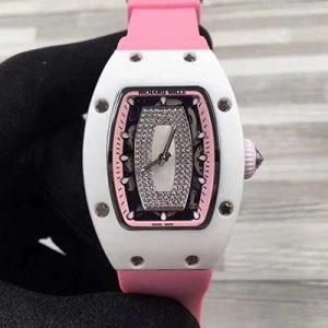 精仿理查德米勒RM07-01,Japan Pink限量系列,理查德米勒限量版,女士机械表价格_多少钱_报价-实名表业高仿手表商城