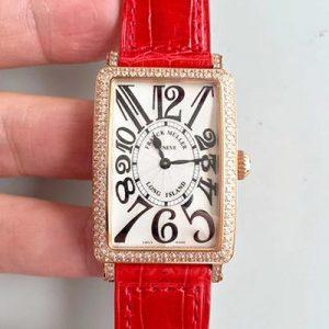 GF厂法兰克穆勒手表价格精仿,石英女表价格_多少钱_报价-实名表业高仿手表商城