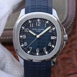 【百达翡丽5168/1G-001】ZF厂一比一高仿百达翡丽PATEK PHILIPPE Aquanaut系列5168/1G-001机械腕表价格_多少钱_报价-实名表业高仿手表商城
