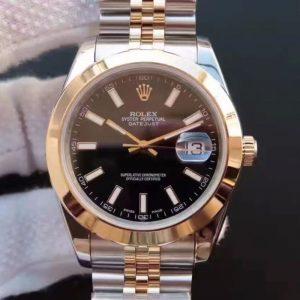 劳力士日志型包金18K 126303 复刻表价格_多少钱_报价-实名表业高仿手表商城