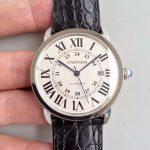 ZF厂 卡地亚 Cartier RONDE SOLO DE CARTIER 系列(伦敦SOLO) W6701010