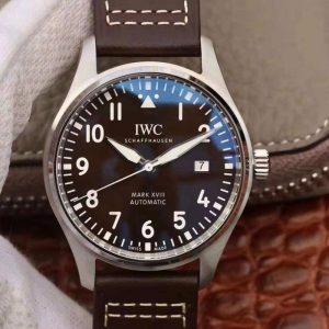 万国IW327003 高仿表 MKS厂万国马克十八飞行员腕表价格_多少钱_报价-实名表业高仿手表商城