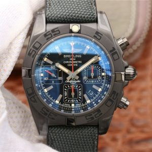 GF厂精仿百年灵Breitling CHRONOMAT 机械计时MB0111C3/BE35/153S.M 男士多功能自动机械手表价格_多少钱_报价-实名表业高仿手表商城