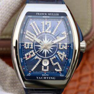 精仿法兰克穆勒满钻款复刻,男士手表价格_多少钱_报价-实名表业高仿手表商城