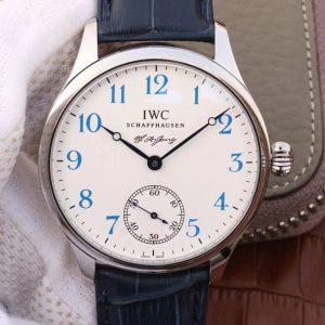 万国IW544203,GS厂精仿万国葡萄牙系列IW544203蓝丁版男士腕表复刻价格_多少钱_报价-实名表业高仿手表商城