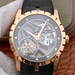 罗杰杜彼陀飞轮手表,罗杰杜彼Roger Dubuis镂空陀飞轮rddbex0392价格_多少钱_报价-实名表业高仿手表商城