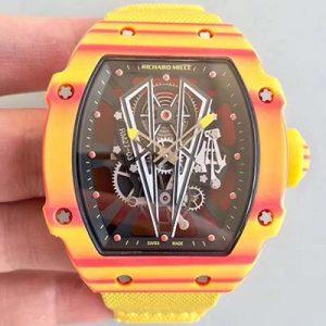 理查德米勒仿 高仿里查德米尔男士系列RM 27-03 腕表价格_多少钱_报价-实名表业高仿手表商城