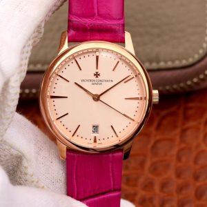高仿江诗丹顿女表 传承系列4100U/001G-B181腕表价格_多少钱_报价-实名表业高仿手表商城