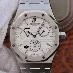 TWA厂 AP 爱彼 Royal Oak Chronograph 26120男士机械手表白面