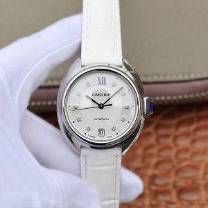 精仿手表卡地亚钥匙系列 一比一精仿卡地亚WJCL0032 白壳价格_多少钱_报价-实名表业高仿手表商城
