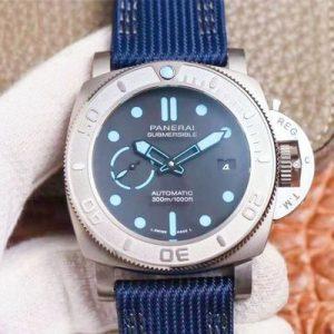 复刻沛纳海PAM00985 VS厂精仿沛纳海潜行系列PAM00985迈克·霍恩签名限量版男表价格_多少钱_报价-实名表业高仿手表商城