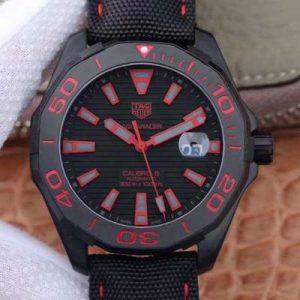 精仿泰格豪雅竞潜系列WAY208C.RHZ4937红色时标 V6厂复刻泰格豪雅WAY208C.RHZ4937男表价格_多少钱_报价-实名表业高仿手表商城